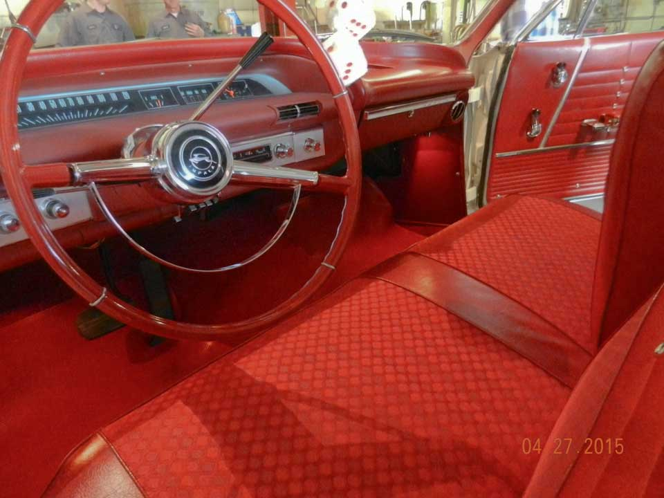Foose does it again with 1965 chevy impala by winning 2015 autos post for Chevrolet impala 2015 interior